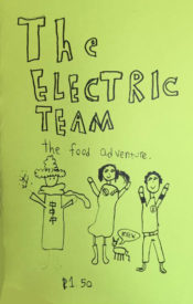 The Electric Team: The Food Adventure